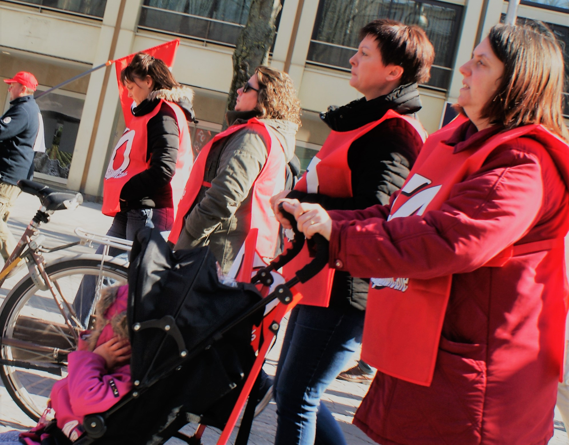 Grève et Mobilisation Générale à Reimsle 19 mars 2019