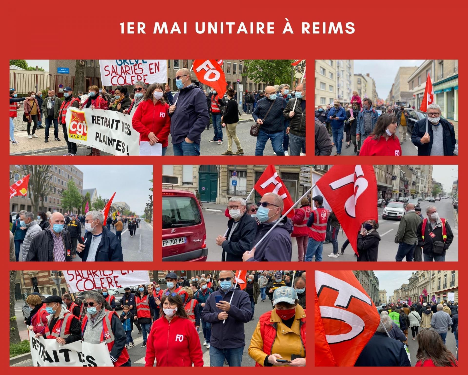 1er mai unitaire a reims