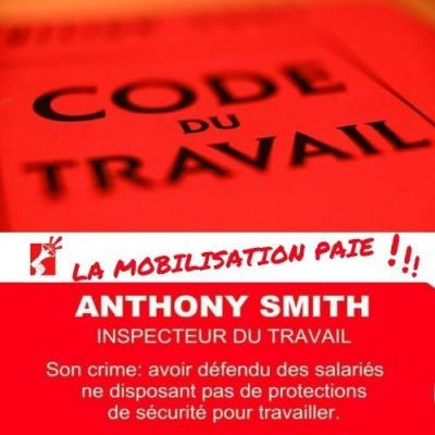 A smith mobilisation paie