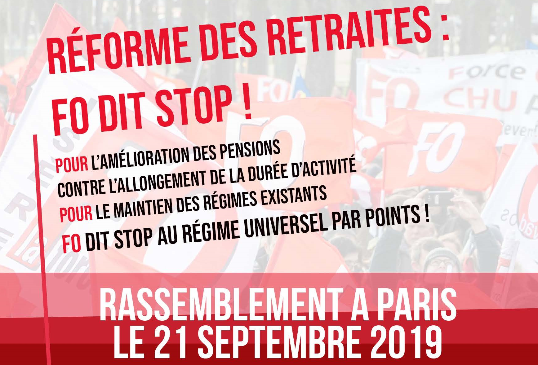 Affichette retraites stop capture
