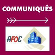 Afoc communiques logo