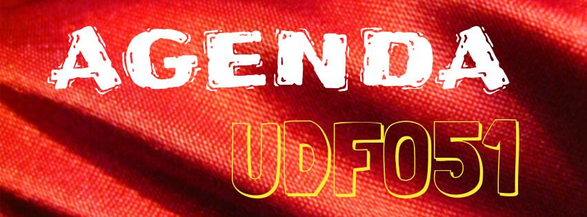 Agenda de l' UDFO51