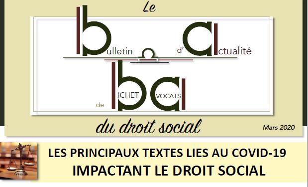 B a ba du droit social logo