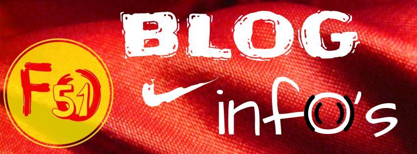 BLOG ~ infos