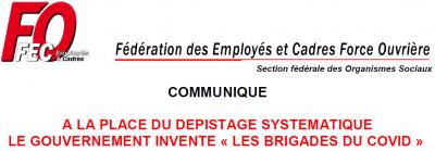 Brigades covid logo