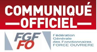 Communique fgf fo
