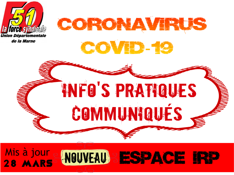 Covid et irp