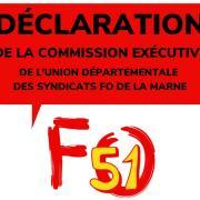 Declaration ce de l udfo51