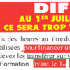 Dif compte formation logo