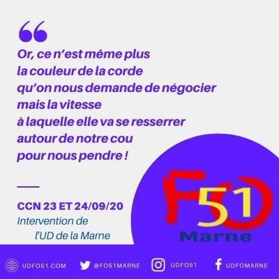 Extrait insta ccn 23 et 24 septembre 2020