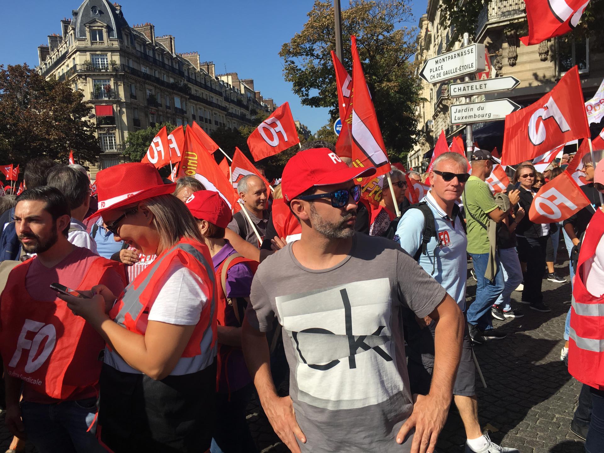 UDFO51 - PARIS le 21 SEPTEMBRE 2019