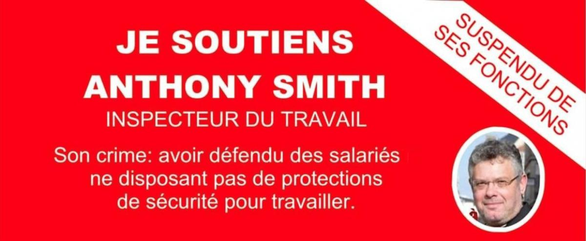 Je soutiens anthony smith
