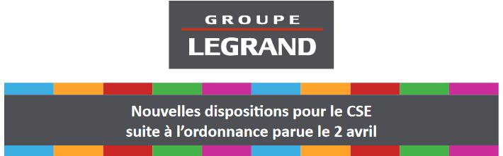 Legrand cse info log