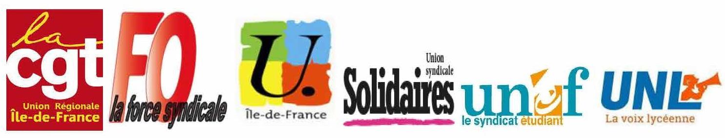 Logo communique commun urif 21 fevrier 2019