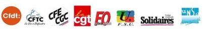 Logos intersyndicale marne 17 04 2020