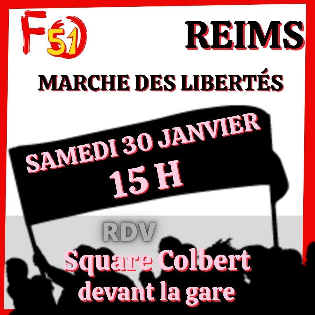 Marche des libertes 1 15h