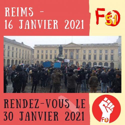 Marche des libertes 16 janvier 2021 insta5 1