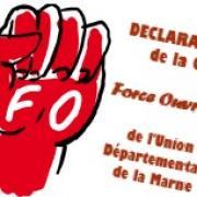 Déclaration de la Commission Exécutive FO Marne