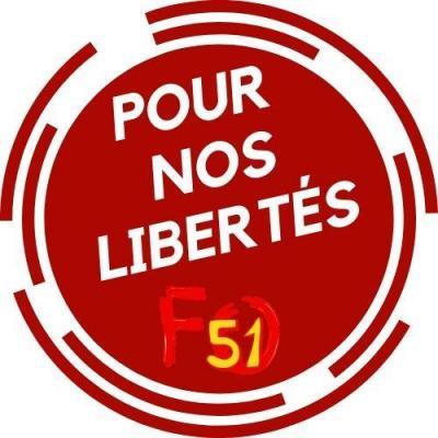 Pour nos libertes logo
