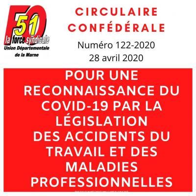 Recoonaissance covid19 logo