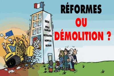 Reformes ou demolition