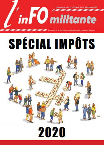Special impots 2020 logo