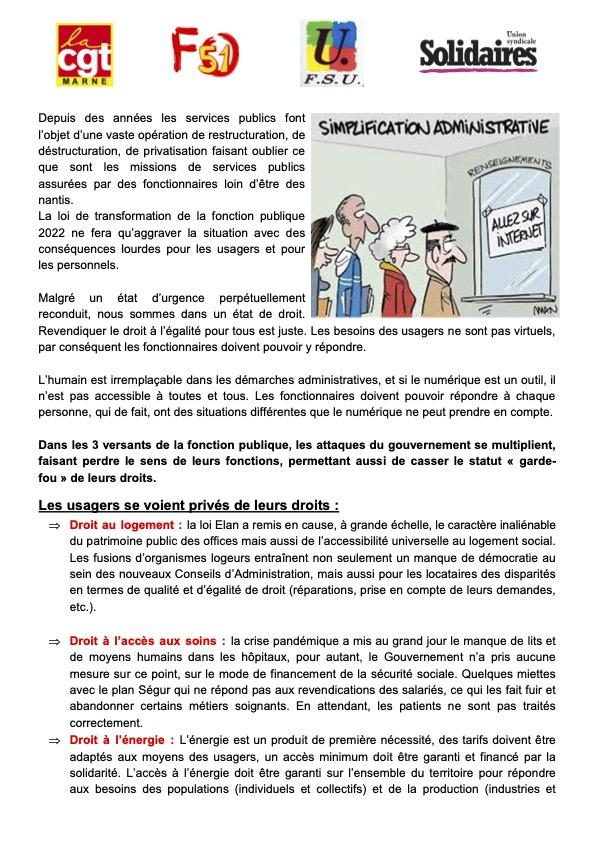 Tract intersyndical 1 8 06 21