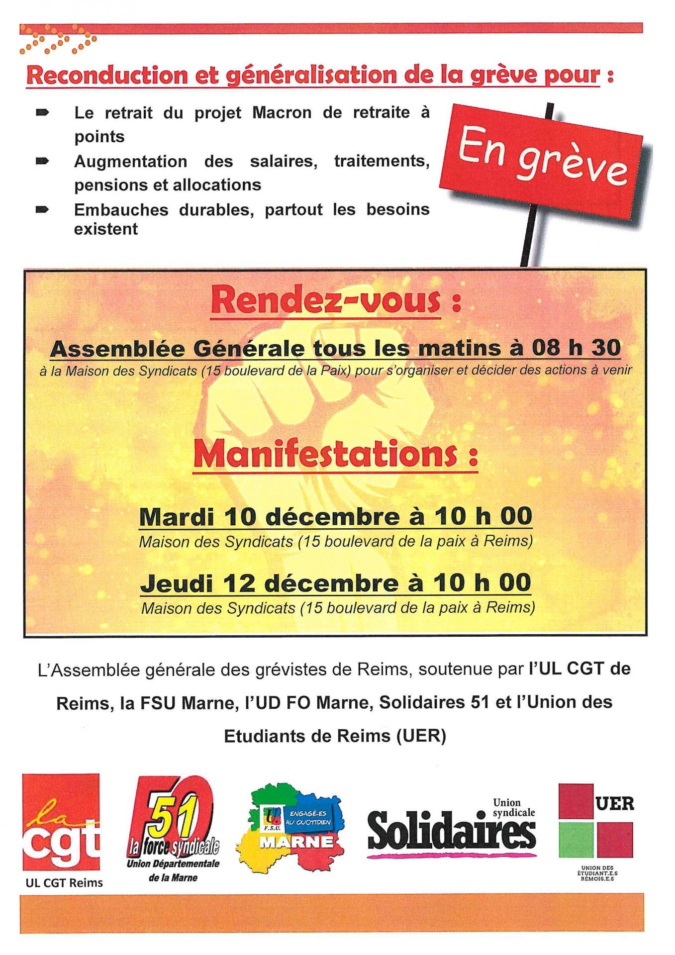 Tract reconduction unitaire greve 10 et 12 decembre reims page 002