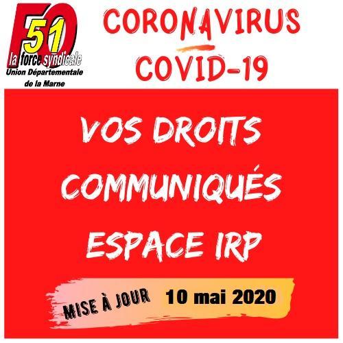 Udfo51 coronavirus covid 19 logo10mai